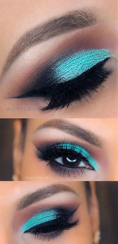 Eye Makeup Tips and Advice Eyes occupy the most prominent place among the five sensory organs of our body. Large and beautiful eyes enhance one's beauty manifold. Healthy eyes are directly related to general health. Use eye-make up v Makeup Goals, Makeup Inspo, Makeup Inspiration, Beauty Makeup, Hair Makeup, Makeup Ideas, Makeup Tips, Makeup Tutorials, Makeup Products