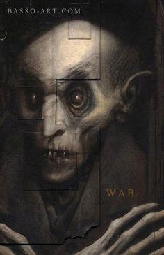 Nosferatu, by Bill Basso