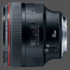 The Canon 85mm 1.2 L Mark II, an amazing portrait lens.