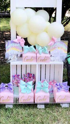 Jojo Siwa and Unicorn Birthday Party Ideas Unicorn Birthday Parties, Unicorn Party, Birthday Party Themes, Girl Birthday, Jojo Siwa Birthday Cake, Birthday Cakes, Ballerina Party, Barbie Party, Baby Shower