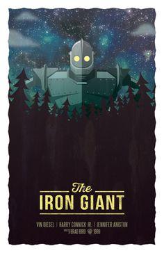 The Iron Giant- Andrew Sale