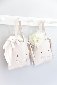 boxwood clippings | bunny bags