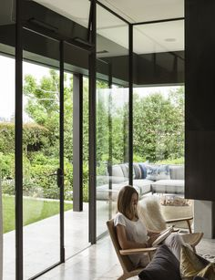 A garden pavilion inspired by Italian modernism - Homes To Love Garden Pavilion, Country Lifestyle, Inside Home, New Builds, Building Design, House Tours, Architecture, City, Auckland