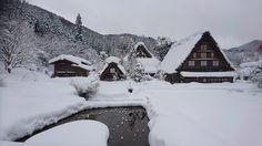 外国人「これが現在の白川郷だよ」どっさり雪が積もった白川郷の写真に外国人が興味津々→海外「冬の日本を味わいたい!」 海外の反応|海外まとめネット | 海外の反応まとめブログ
