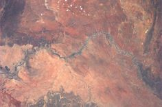 """The Orange River of South Africa,"" tweeted Nyberg."