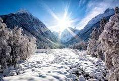 #solar #winter #sun #snow