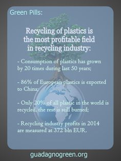 Why is Plastic Recycling Profitable?