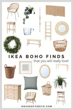 Boho Room, Boho Living Room, Home And Living, Living Room Decor, Room Ideas Bedroom, Bedroom Decor, Ikea Boho Bedroom, New Room, Room Inspiration