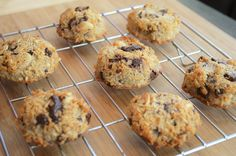 Fat Burning Chocolate Chip Cookies   #RenewingAllThings