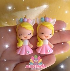 Best Picture For angel biscuits For Your Taste You are looking for something, and it is going to tell you exactly what you are looking for, and you didn't find that picture. Here you will find the mos Polymer Clay Disney, Cute Polymer Clay, Cute Clay, Polymer Clay Charms, Polymer Clay Projects, Diy Clay, Handmade Polymer Clay, Clay Crafts, Shortbread Biscuits