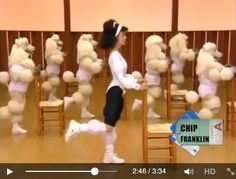 Weirdest, Most Bizarre, Funny Fitness Video EVER! You Cannot unSee This
