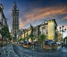 Sevilla medieval! #Descubrenos