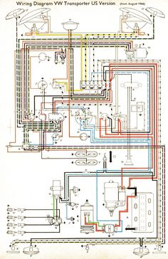1971 bus wiring diagram stuff to try. Black Bedroom Furniture Sets. Home Design Ideas