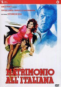 Matrimonio all'italiana de Vittorio de Sica