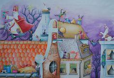 Sinterklaas-illustratie, Studio AnnemA