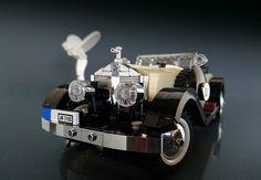 Rolls Royce Springfield Silver Ghost Playboy Roadster