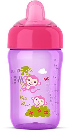 #baby The #Philips #Avent SCF555/13 BPA-free My Sip N Snap cup features a snap-top lid for hygienic drinking and leak-free transport. The leak-proof technology in...