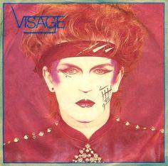 Steve Strange/ Visage