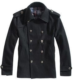 I fucking want this burberry guy trench coat