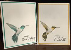 Would turn this landscape so that the bird is on the left and the words on the right...not so much white space. Hummingbirds_small