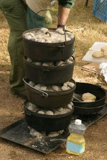 Dutch Oven How-to's