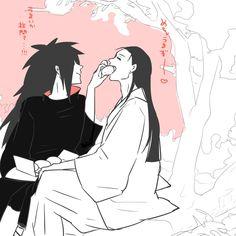 Naruto Shippuden Sasuke, Sasunaru, Anime Naruto, Naruto Couples, Anime Couples, Naruto Pictures, Cute Pictures, Madara Vs Hashirama, Fanart