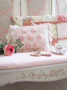 Shabby Chic Romantic Cottage