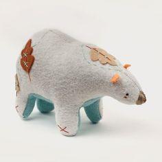 Милые игрушки-зверушки от MountRoyalMint - Ярмарка Мастеров - ручная работа, handmade