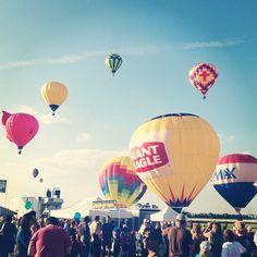 Balloons and Tunes in Grove City, Ohio  #GroveCity #Ohio #Balloons