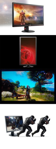 AOC G2770PF 27-inch FullHD FreeSync 144Hz Gaming Monitor