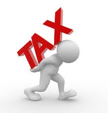 Image result for tax burden