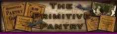 The Primitive Pantry Blog