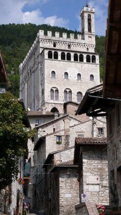 Villa Fidelia, Gubbio,  ITALY.