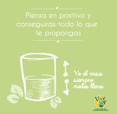 #HábitosSaludables Tu actitud puede marcar la diferencia.