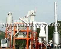 Asphalt Drum Mix Mobile Plant 96TPH (LBJ1200) - China Asphalt Drum Mix Mobile Plant, YUESHOU