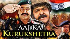 Aaj Ka Kurukshetra (Kurukshetra) 2015 Full Hindi Dubbed Movie | Mohanlal... Movies To Watch Free, Chennai, Music, People, Youtube, Movie Posters, Musica, Musik, Film Poster