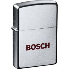 Zippo(R) Windproof Lighter Satin Chrome