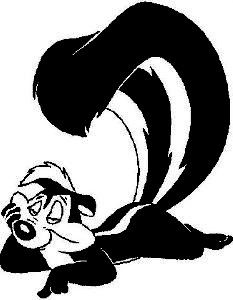 New Custom Screen Printed T-shirt Pepe Le Pew Skunk Cartoon Small - Free Looney Tunes Characters, Classic Cartoon Characters, Looney Tunes Cartoons, Favorite Cartoon Character, Classic Cartoons, Looney Tunes Funny, Looney Toons, Pepe Le Pew, Cartoon Kunst