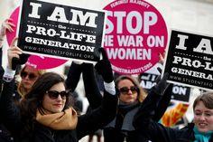 FOX NEWS: New York City professor tells pro-life marchers to 'sit down and shut up'