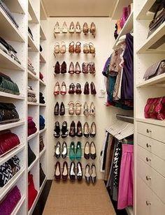 Fab Decor: Closet Envy