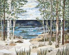 Quilts by Ann - Landscape Quilting by Ann Loveless, winner of Art Prize 2013, a $200,000 People's Choice Award for her work, Sleeping Bear Dunes