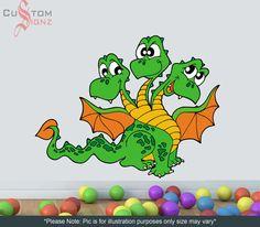 Baby Dragon Wall Art