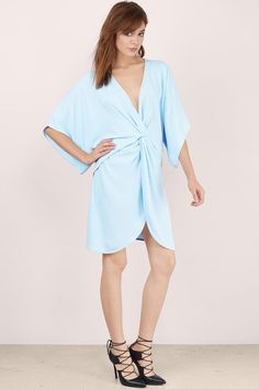 Adriana Wrap Dress