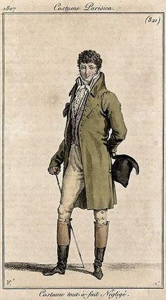 Chrysalde 1820S Mens