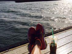 A moment of respite….@ Hilton Head/Moss Creek marina.