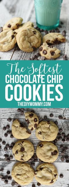 Make the Softest Chocolate Chip Cookies