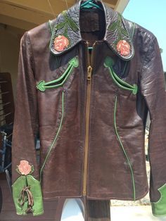"East West Musical Instruments Leather Jacket ""Rodeo"" 