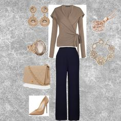 """""""Fall fashion for work"""" by bg2468 on Polyvore"""