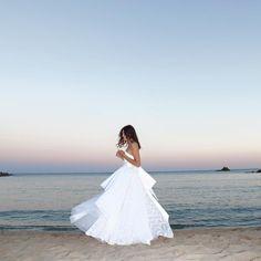 Viola by Pullover  dresses skirt formal wear dresses su misura     brides maid  wedding dress