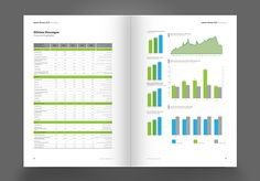 Tunas Ridean Annual Report 2014 Pitch on Behance